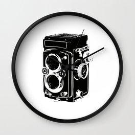 Analog power Wall Clock