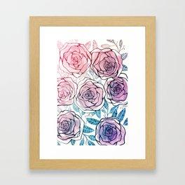 Ode to Summer Framed Art Print