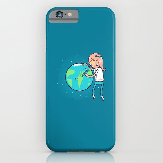 Earth Mother iPhone & iPod Case