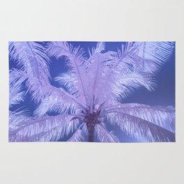 candy palms Rug