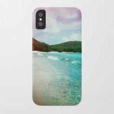 St John, USVI iPhone X Slim Case