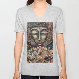 Creative Goddess from Gathering of the Creatives Unisex V-Neck