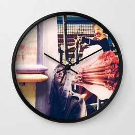 how could i forgot about janes addiction? Wall Clock
