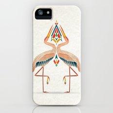couple of birds Slim Case iPhone (5, 5s)