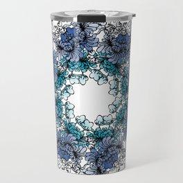 Indigo Bloom Portuguese Tiles – Braga Travel Mug