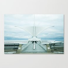 Quadracci Pavilion Canvas Print
