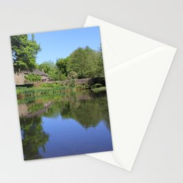The Lower Pond Lumsdale Stationery Cards