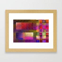 Downe Burns - Tripping On Life IV  Framed Art Print