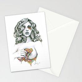 Love Chasm (VACANCY zine) Stationery Cards