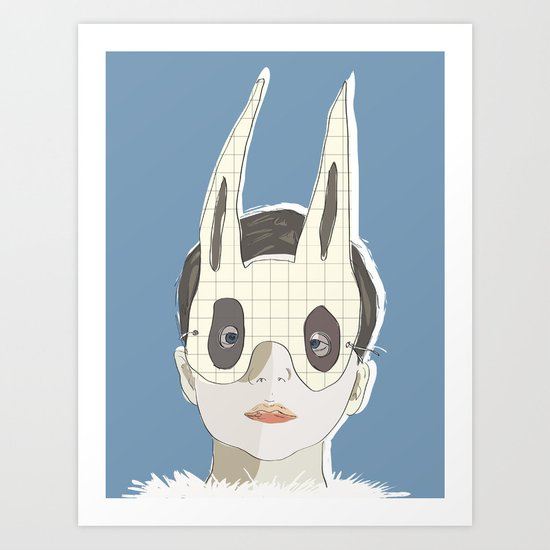 Another Story Art Print