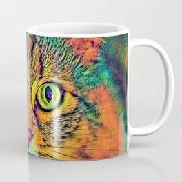 AnimalColor_Cat_ 011_by_JAMColors Coffee Mug
