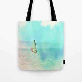 Kailua Windsurfing Tote Bag