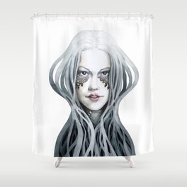 Princess of the wild kingdom Shower Curtain