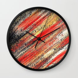 Multicolor ign eiss Wall Clock