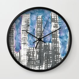 Metropol 5 Wall Clock