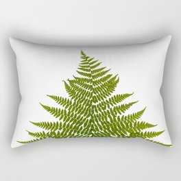 Lady Fern Botanical Rectangular Pillow
