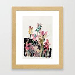 Mating Game Framed Art Print