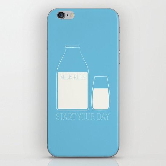 Milk Plus iPhone & iPod Skin