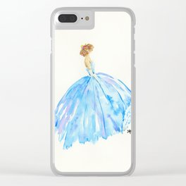 My First Ball Clear iPhone Case