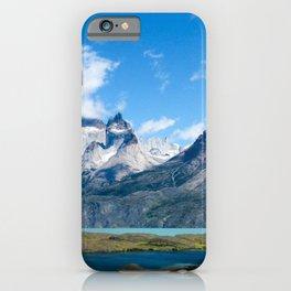 Torres del Paine National Park, Chile iPhone Case