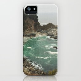 Big Sur - Julia Pfeiffer iPhone Case