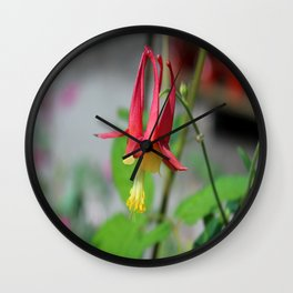 Gretchen Heart's Wall Clock