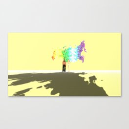 Olympic Sochi or daylight robbery Canvas Print