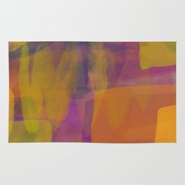 Abstract Painting #1 Rug