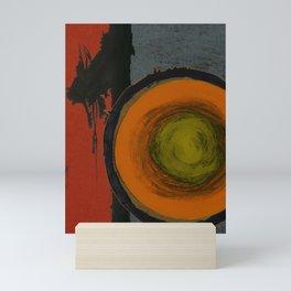 Opal Ten Mini Art Print