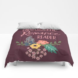 Unapologetic Romance Reader Comforters