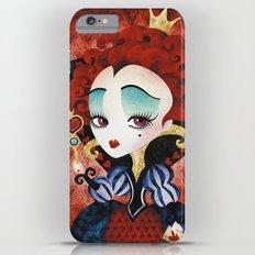 Queen of Hearts iPhone 6 Plus Slim Case