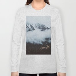 On a cloudy day - Landscape and Nature Photography Long Sleeve T-shirt