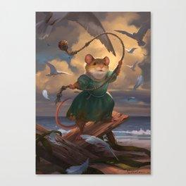 Mariel Canvas Print