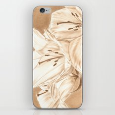 Lilies iPhone & iPod Skin
