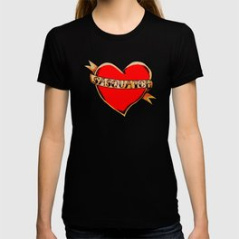 My Heart Belongs to Sasquatch T-shirt