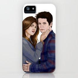 Hold Me - Stalia iPhone Case