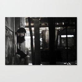 Tempo Canvas Print