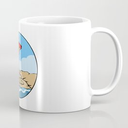 Summer Umbrella Coffee Mug