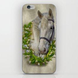 Horse 1 iPhone Skin