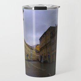 Poland 1 Travel Mug