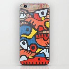 CAMINOS Y MONTAÑAS iPhone Skin