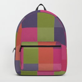 MADRAS CHECKS Backpack