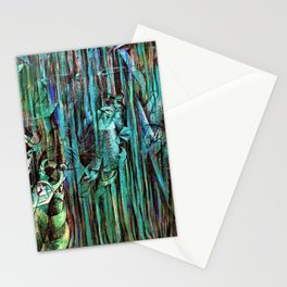 States of Mind III, Those Who Stay - Digital Remastered Edition Stationery Cards