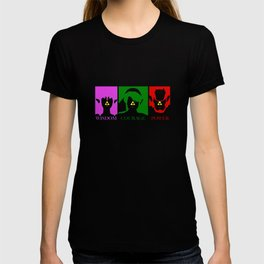 THE LEGEND OF ZELDA: TRIFORCE MEANING T-shirt