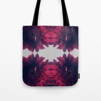 mirror Tote Bags featuring Mirror by Paula Sprenger