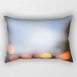 Dawn Lights Rectangular Pillow