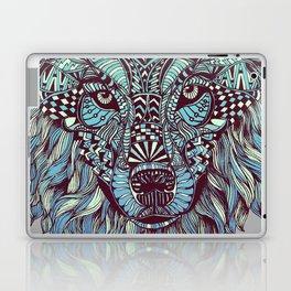 Wolf (Lone) Laptop & iPad Skin