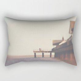 Southwold Pier, Suffolk, England Rectangular Pillow