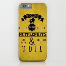true & unafraid Slim Case iPhone 6s