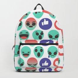 Alien Reactions Backpack
